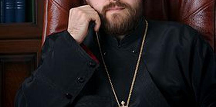 Polityczny skandal w Watykanie. Hilarion atakuje Ukrainę - zdjęcie