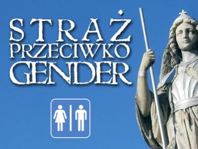 Ruszają szkolenia anty-gender. Nie bądź bierny, ZAPISZ SIĘ!