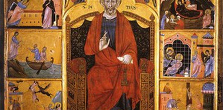 Po raz pierwszy zostaną upulicznione relikwie św. Piotra - zdjęcie