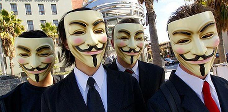 """Oświadczenie ISIS z rosyjskich domen. Anonymous wydaje """"wojnę cyfrową Państwu Islamskiemu"""" - zdjęcie"""