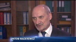 Macierewicz: Tych zmian w Polsce boi się Rosja - miniaturka