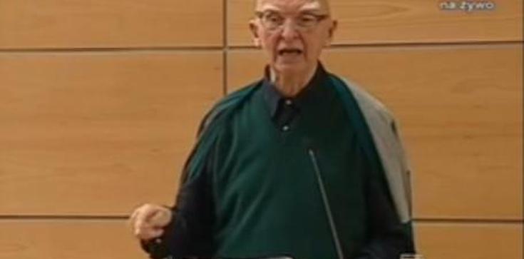 Prof. Bogusław Wolniewicz dla Fronda.pl: Absurdalne wyskoki lewactwa - zdjęcie