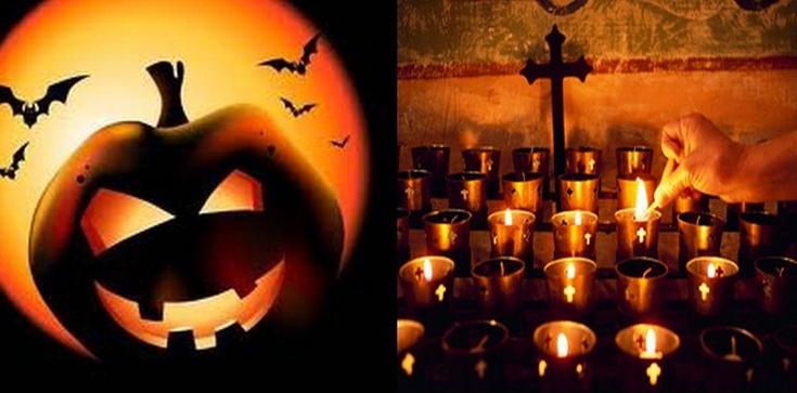 Halloween kontra Wszystkich Świętych - zdjęcie