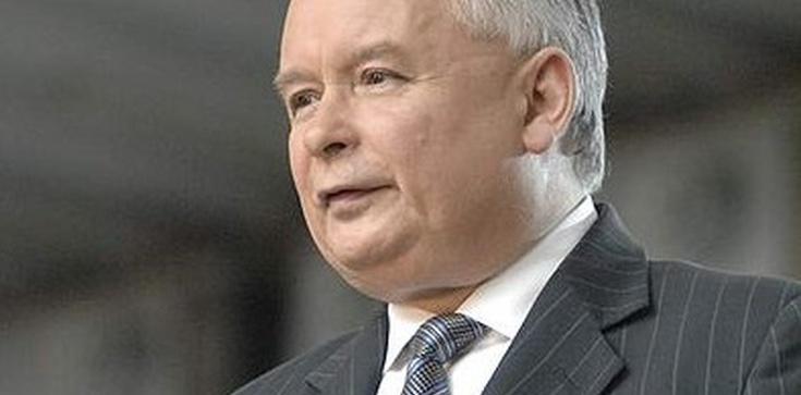 Jarosław Kaczyński: poważny kryzys demokracji - zdjęcie