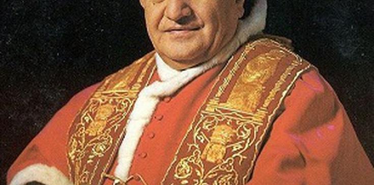 Papież ratujący Żydów wzorem świętości - zdjęcie