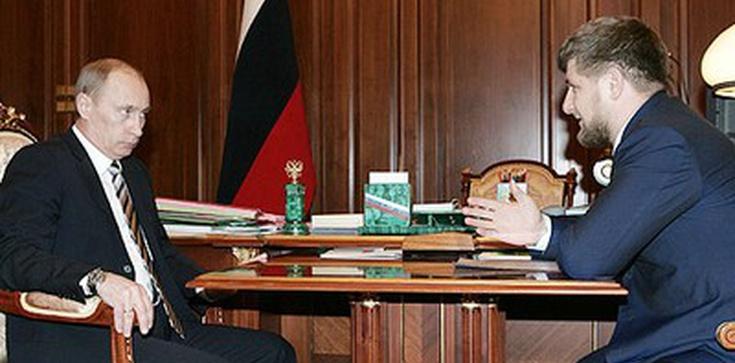 Dyktator Kadyrow chce pomóc Rosji w zwalczaniu bandytyzmu ukraińskiego! - zdjęcie
