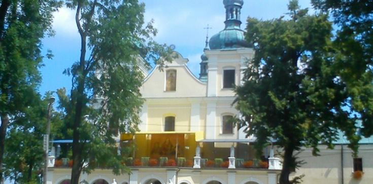 Zatrzymano podejrzanego o profanację obrazów w Kalwarii Pacławskiej  - zdjęcie