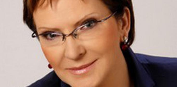 Ewa Kopacz pierwszym zastępcą Tuska - zdjęcie