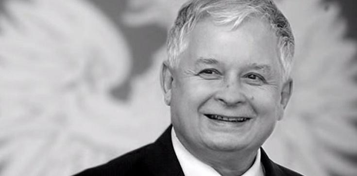 Kolejny raz znieważono śp. Lecha Kaczyńskiego - zdjęcie