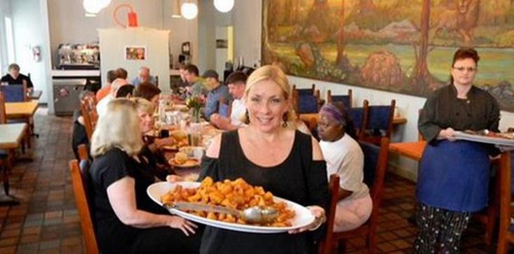 Restauracja oferuje zniżki dla modlących się przed posiłkiem - zdjęcie