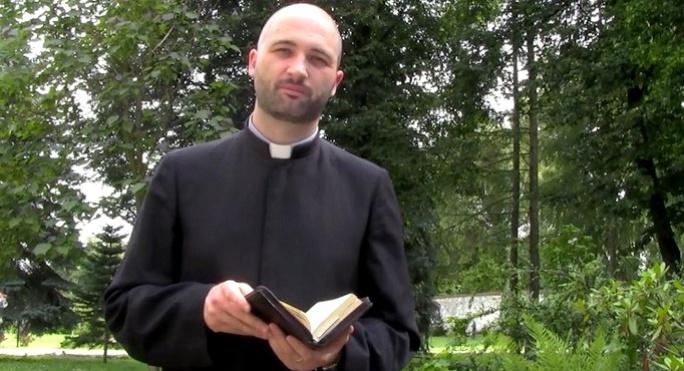 Ks. Michał Olszewski SCJ (fot. archiwum prywatne)