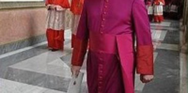 Papież mianował polskiego arcybiskupa swoim jałmużnikiem - zdjęcie