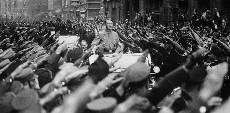 Protestanci powołują się… na Hitlera - zdjęcie