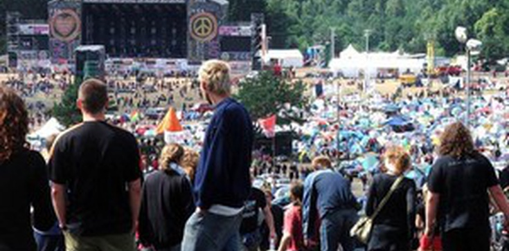 Grzegorz Miecugow spoliczkowany na Przystanku Woodstock - zdjęcie