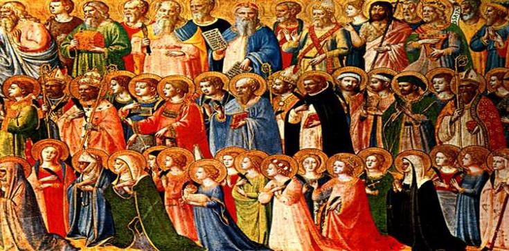Jacek Salij OP: Obrażalibyśmy świętych, próbując oddawać im cześć boską - zdjęcie