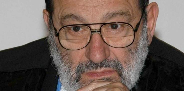 MY NAME IS ECO, UMBERTO ECO  Ecologiczna podróż w świat masonów, Żydów i jezuitów - zdjęcie