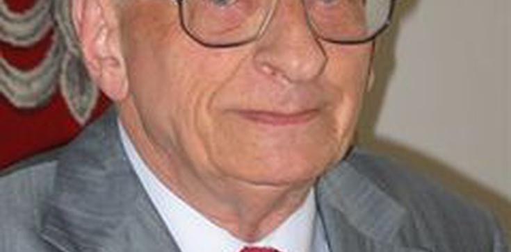 Władysław Bartoszewski nie żyje! - zdjęcie