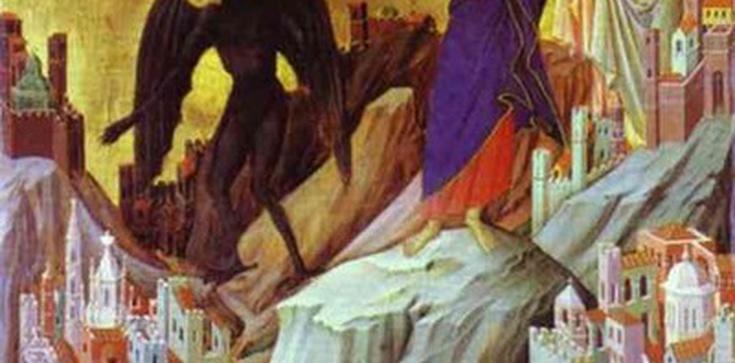 Czemu Jezus nie chciał, aby unieśli Go Aniołowie - zdjęcie