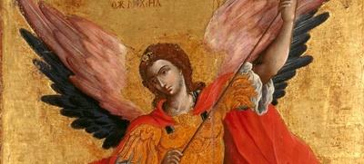 Niech Święty Archanioł Michał broni nas przed złym!