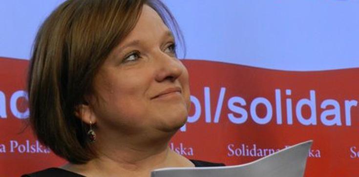 Beata Kempa dla Fronda.pl: Prawica pomoże rodzinie, prezydent nie zrobił tu nic - zdjęcie