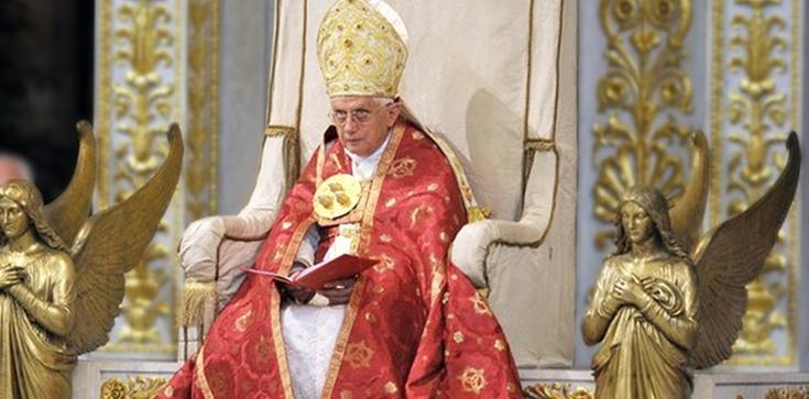 Słowo Benedykta XVI o świętym Józefie - zdjęcie