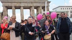 Za życiem i za aborcją. Dwa marsze w Berlinie - miniaturka