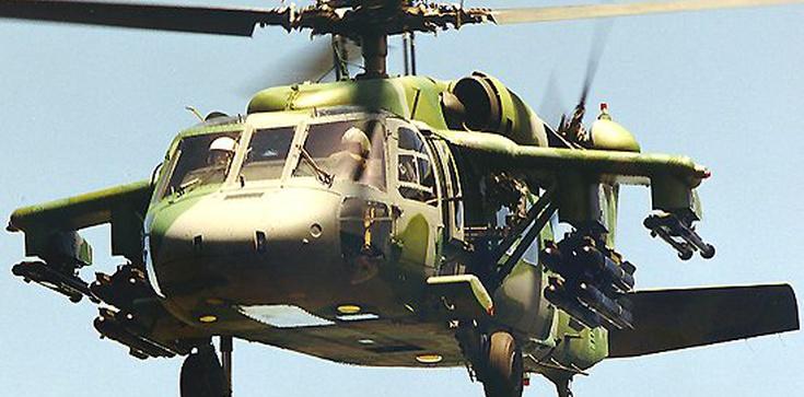 Black Hawk Down. Rząd woli śmigłowce z Francji  - zdjęcie