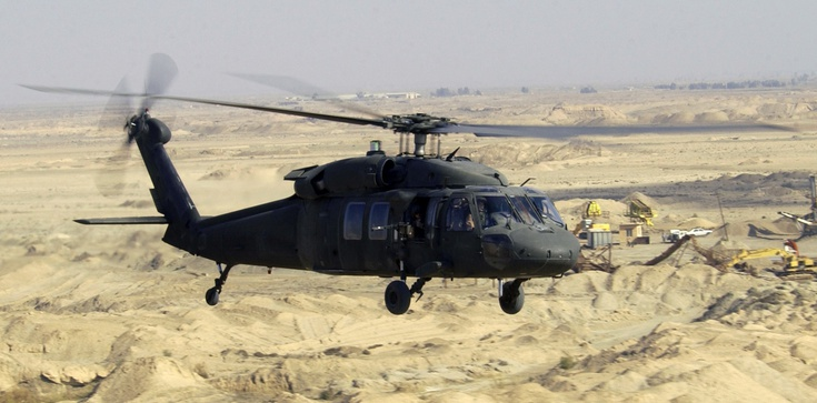 Śmigłowce Black Hawk dla Sił Specjalnych - zdjęcie