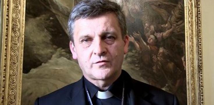 Biskup do dystansujących się od Kościoła: Oddajecie sprawiedliwość Bogu! - zdjęcie