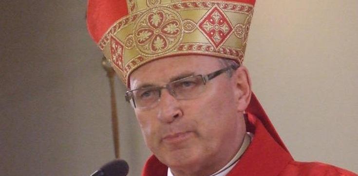Bp. Mering ostro krytykuje wystąpienie księży od Wizytek. I BARDZO SŁUSZNIE - zdjęcie
