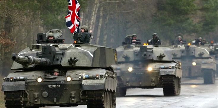 Londyn obawia się inwazji Argentyny - zdjęcie