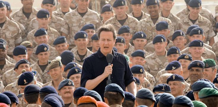 Cameron: Wielka Brytania to chrześcijański kraj - zdjęcie