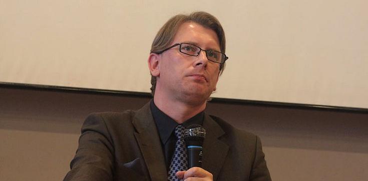 Czy było POlowanie na Cenckiewicza? - zdjęcie