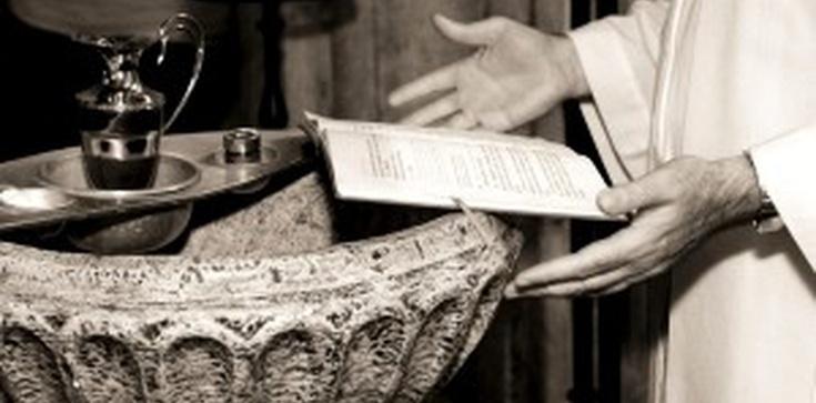 To jest wiosna Kościoła - ludzie proszą o chrzest! - zdjęcie