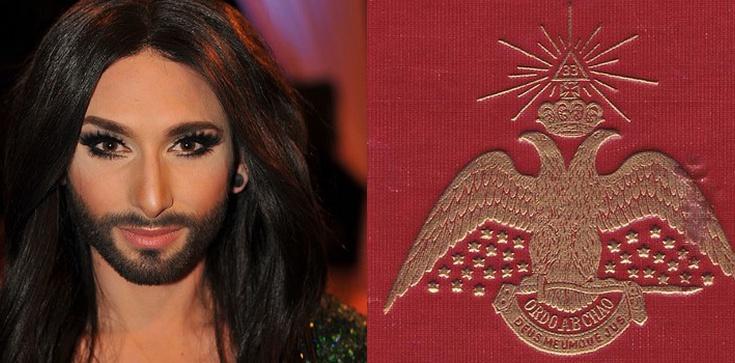 Masońska symbolika feniksa o którym śpiewała Conchita Wurst - zdjęcie