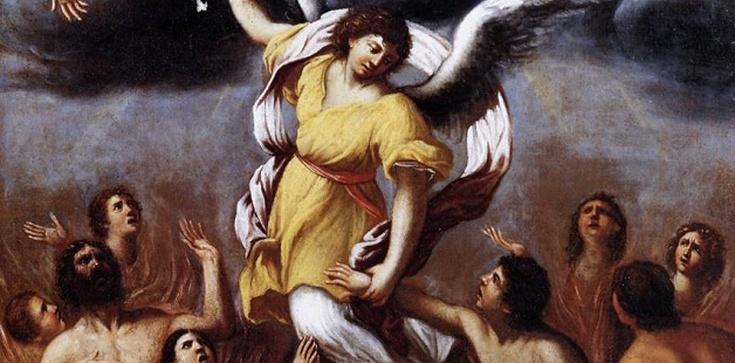 Czyściec: obcowanie z Bogiem, radość i zbawienny ogień - zdjęcie