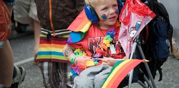 """O chorej """"równości"""", czyli Szwajcaria pozwala jednopłciowym parom adoptować dzieci partnera - zdjęcie"""