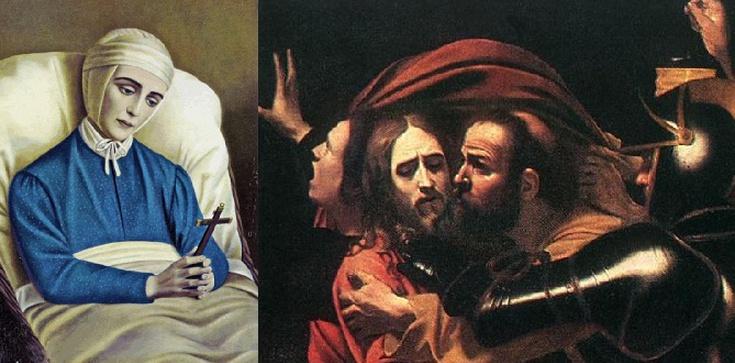 Bł. Anna Katarzyna Emmerich pisze o aresztowaniu Jezusa i zdradzie Judasza! - zdjęcie