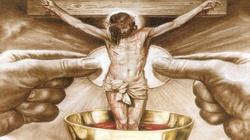 Wielki święty objaśnia tajemnicę Ciała i Krwi Chrystusa - miniaturka