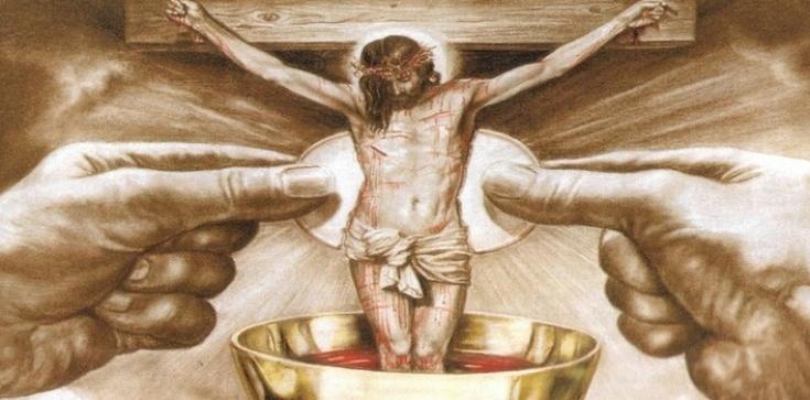 Wielki święty objaśnia tajemnicę Ciała i Krwi Chrystusa - zdjęcie