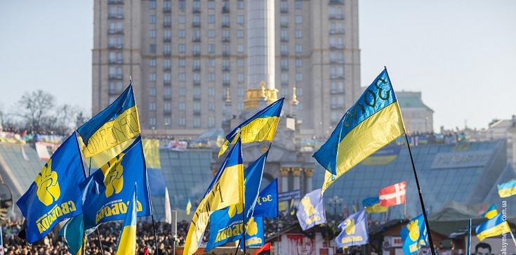 Rok temu zaczęła się walka Ukrainy o wolność! - zdjęcie