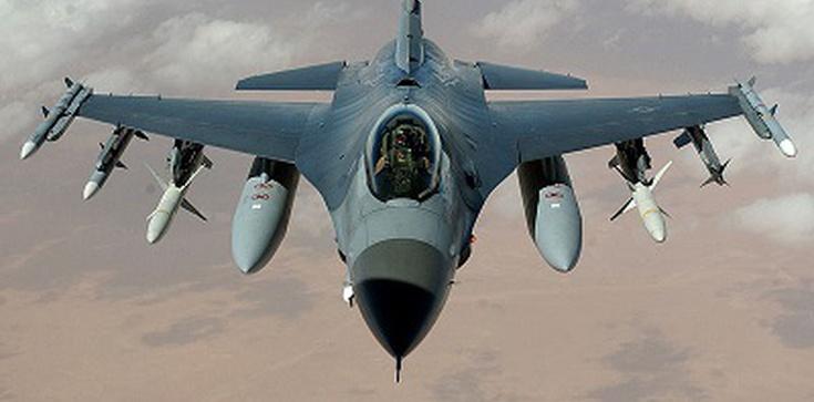 Pentagon chce sprzedać Polsce pociski do F-16 - zdjęcie