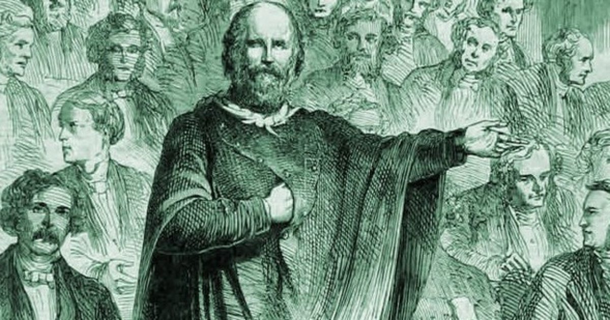 garibaldi muslim The legend of giuseppe garibaldi – a hero for all ages  germany and japan's treatment of the muslim world from 1931 to 1945 about 2 weeks ago.