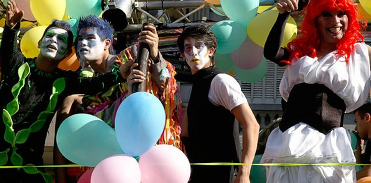 Geje wszystkich krajów łączcie się. LGBT i homoseksualizm w krajach trzeciego świata - zdjęcie