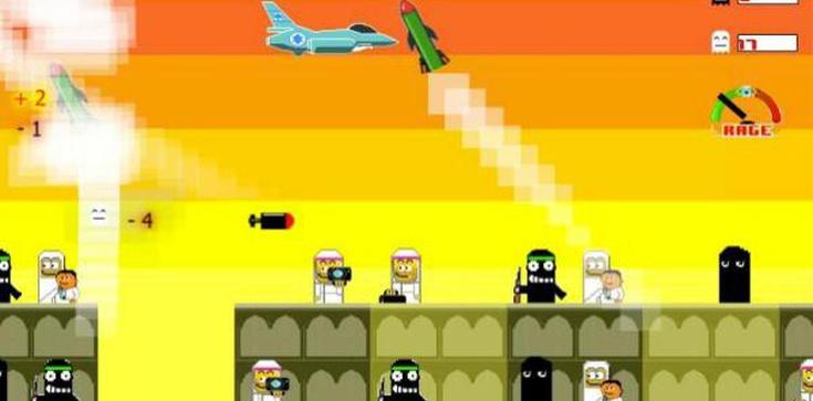 Gra Google`a: Zbombarduj sobie Gazę! - zdjęcie