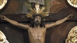 Czy Jezus na krzyżu z Limpias naprawdę płacze? - miniaturka