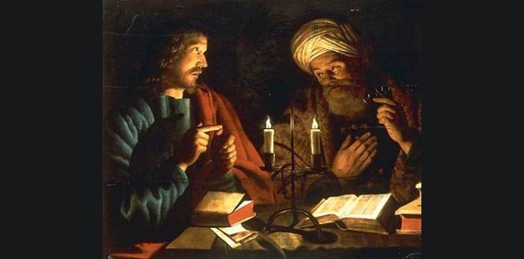 Św. Nikodemie, ucz nas rozmawiać z Jezusem ! - zdjęcie
