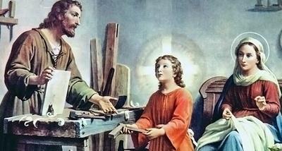 Gdy nie masz pracy... idź do świętego Józefa!