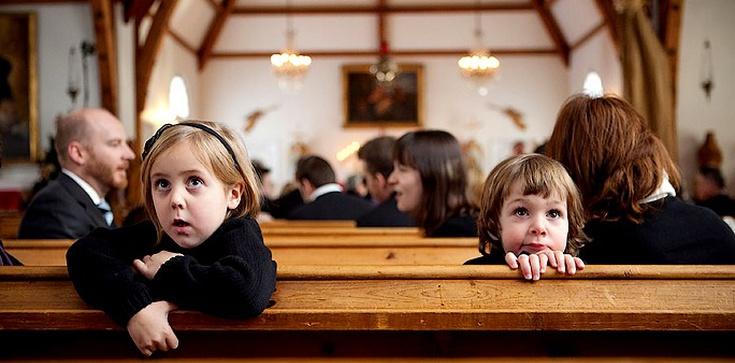 Liturgia dla dzieci nie powinna się niczym różnić od tej dla dorosłych - zdjęcie