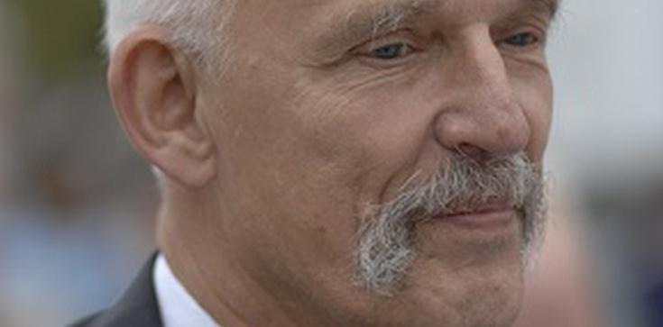 Janusz Korwin-Mikke masakruje Wincentego Elsnera. Koniecznie zobacz! - zdjęcie